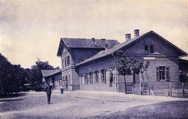 Stara željeznička